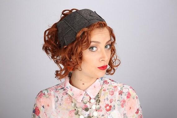 Gray Headband/Stretchy Headband/Wide Yoga Workout/Israeli Designer/Tichel/Mitpachat/Modest Grey Hair Band/Church Hat Accessory/Weekend Hair