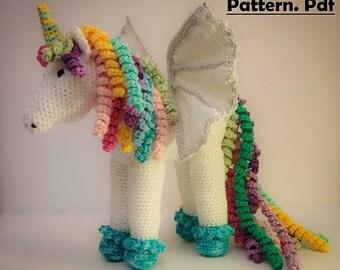 Pattern - RainbowMiss the Unicorn [EN-FR]