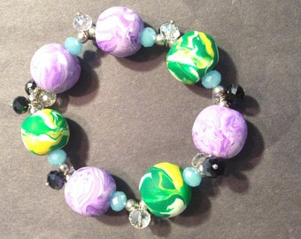Bloom And Blossom  Bracelet