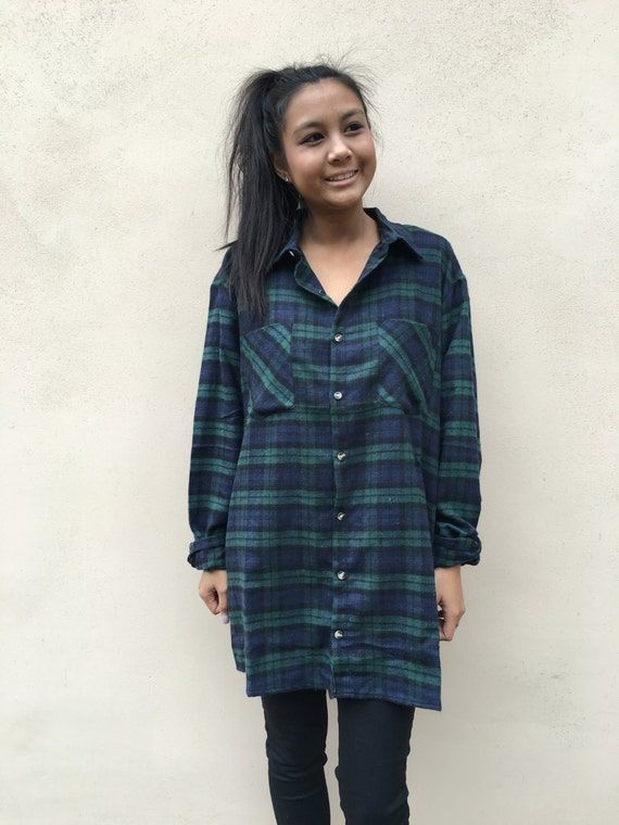You searched for: oversize flannel! Etsy is the home to thousands of handmade, vintage, and one-of-a-kind products and gifts related to your search. Burgundy Plaid Flannel Shirt Vintage Men's Flannel Button Up Red Plaid Print Women's Oversized Checkered Flannel Shirt 90s Grunge Flannel MarmaladeVintageCo. 5 out of 5 stars () $