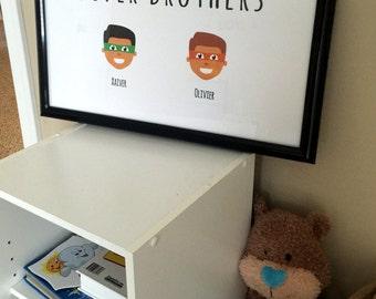 Super Kids Wall Decor - Digital Download or Print