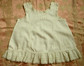 SALE! Antique French Child's Dress