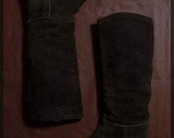 Vintage Suede Boots