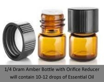 Essential Oil Sample Size, Aromatherapy Sample