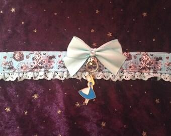 """12"""" Alice in Wonderland Collar"""