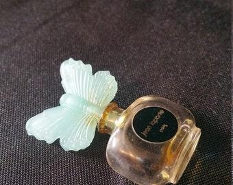 French Vintage Miniature Perfume Bottle Jean Laporte Paris