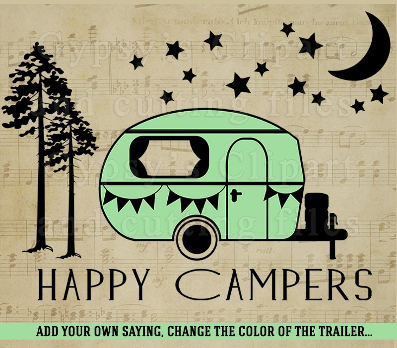 Brilliant Happy Campers Welcome Amp Tents Pinterest