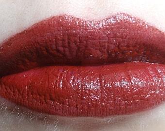 Dark Cranberry Liquid Lipstick Hybrid, Josephine Lipstick Hybrid, Red Lip Gloss, Cranberry Lipstick, Red Liquid Lipstick, Red Lipstick.