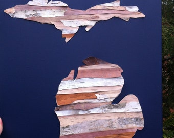 Birch Bark Canvas