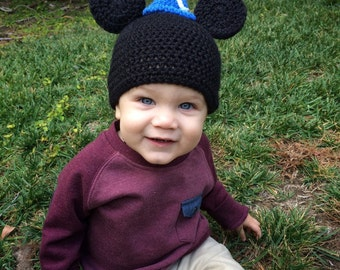 Mickey Mouse - Sorcerer's Apprentice hat