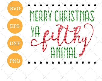 Holiday SVG - Christmas SVG files - dxf eps png - winter svg - silhouette svg - Cutting Files - Christmas Cut File, Cricut Files - SVG Files