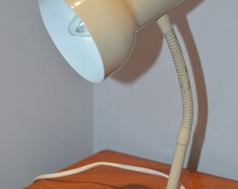 Vintage Retro Gooseneck Desk Lamp