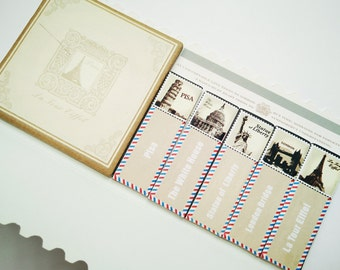 Paris // Sticky Notes