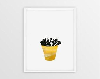 Yellow, 8x10 Print