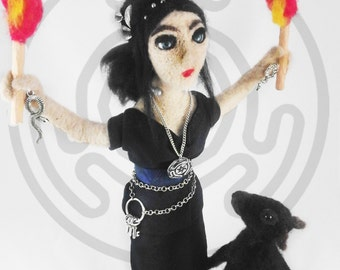Hekate doll
