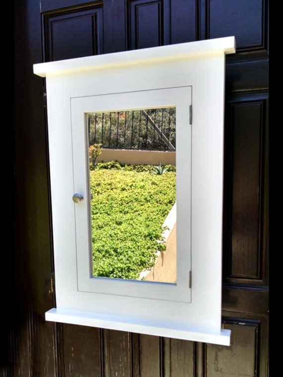 Custom White Recessed Medicine Cabinet & Mirror  Solid Wood. Rv Bathroom. Most Comfortable Accent Chairs. Chaise Chair. Shabby Chic Bedroom Ideas. Cedar Shake Vinyl Siding. Stepstone Inc. Etched Glass Panels. Builders Surplus