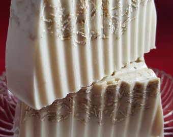 MzNaturally-Patricia's Oatmeal and Honey Soap