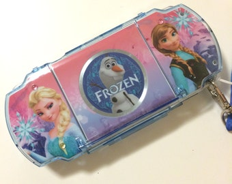 Personalized Sony PSP - ( Monster High, Frozen, Spiderman and more )