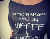 This Mama Runs on Coffee and Grace
