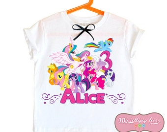 My little pony shirt | Etsy