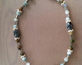 Tundra Necklace