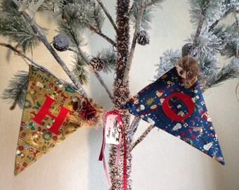 Jingle Christmas Fabric