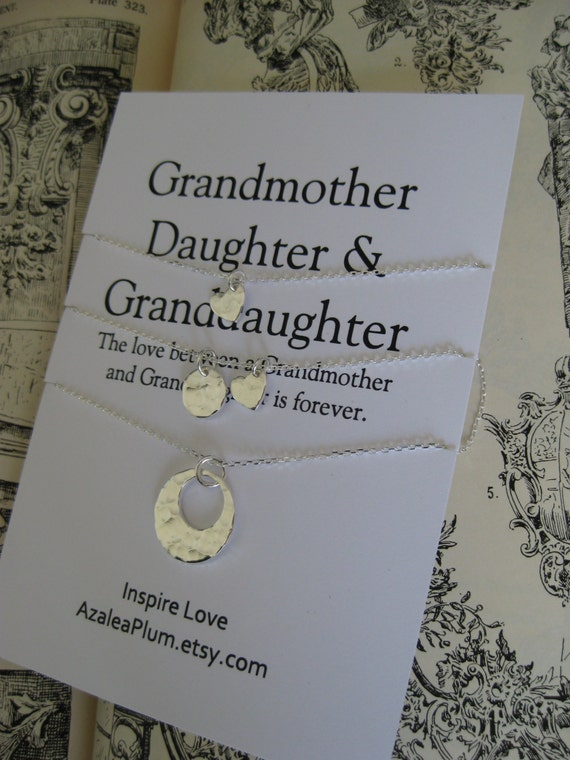 between grandmother and granddaughter | just b.CAUSE