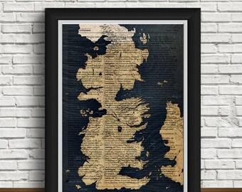 Westeros print