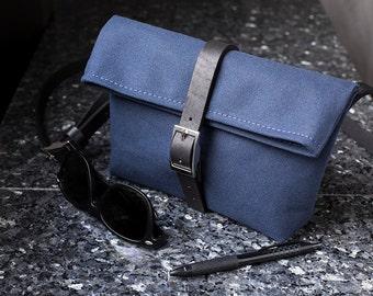 Navy blue purse   Etsy