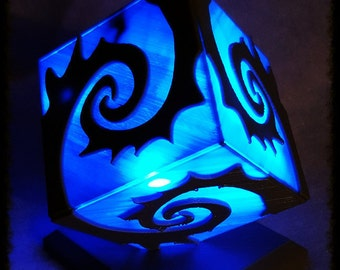 Wakfu Eliacube LED Lamp/ Night Light/Desk Accent