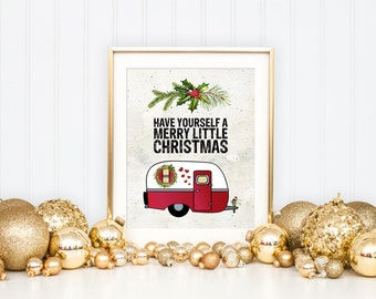 Camper ornament etsy for Airstream christmas decoration
