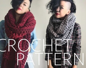 The Scarf PATTERN