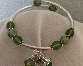 Green Glass Charmer