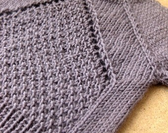 Baby Sweater - Hand Knitted