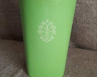 Vintage Green Tupperware