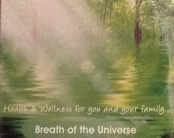 Breath of the Universe Meditation CD