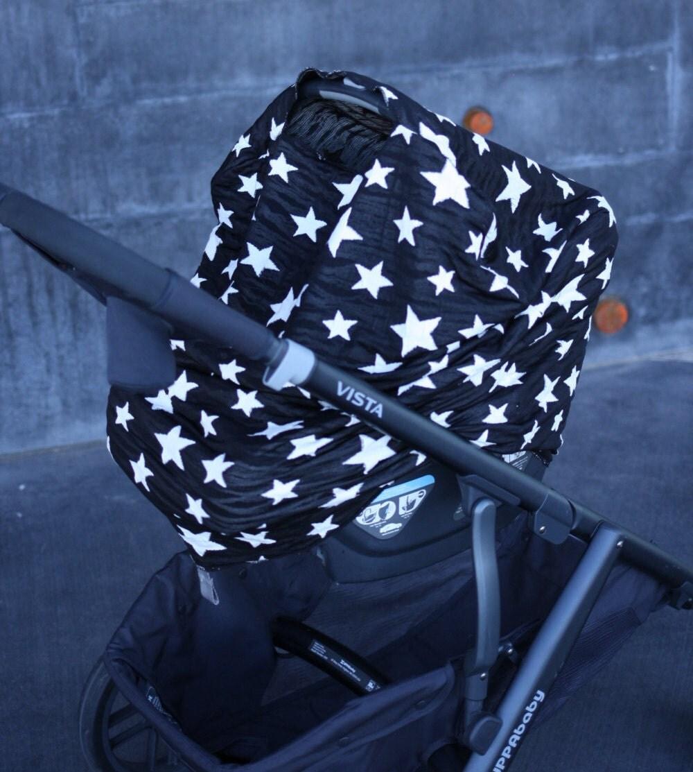 rockstar car seat cover nursing cover. Black Bedroom Furniture Sets. Home Design Ideas