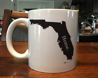 Florida Home Coffee Mug