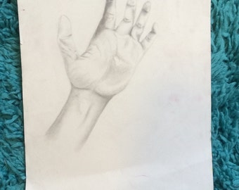 Study of a Hand