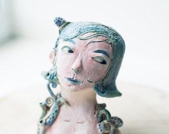 Ceramic Sculpture - Ceramic Statues - Clay Art - Home Decor - Sculpting Clay - Ceramic Art - Clay Sculptures - Ceramic Pottery - Pottery Art
