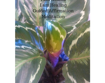 I AM Healed I AM Healing Guided Affirmation Meditation