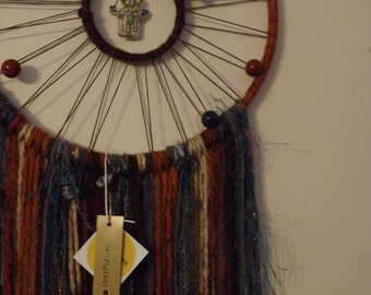 Stay Grounded Gypsy Dream Catcher