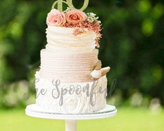 Sweet 16 Glitter Cake Topper, Sixteen Cake Topper, Sweet 16, 16, Sweet 16 Cake