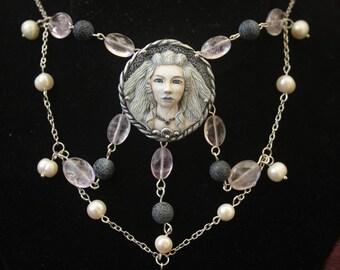 Jewelry Set Vikings Queen of North Seas