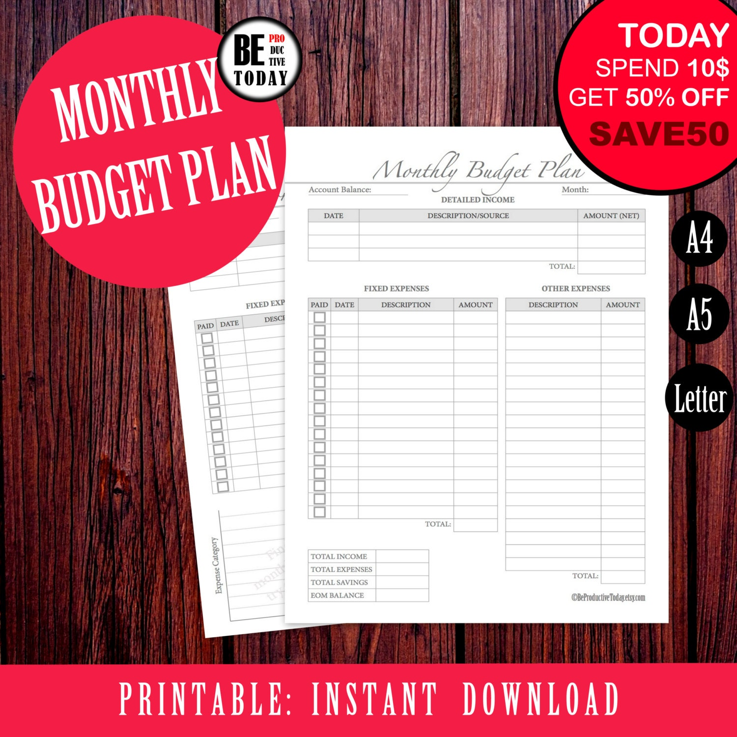 monthly money planner selo l ink co