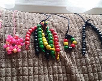 Bead String Cat Toys