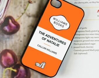 Personalised Classic Books Phone Case