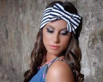 Womens Headband, Womens Hair Accessories, Adult Headband, Womens Headwrap, Bow Headband Women, Adult Headwrap, Bow Headband Adult, Head Band