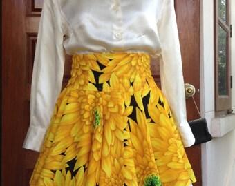 50'Summer Corset Skirt