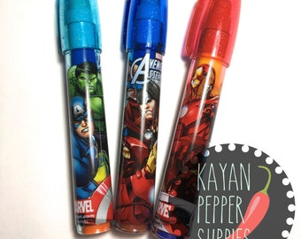 Avengers Interchangeable Eraser Pen
